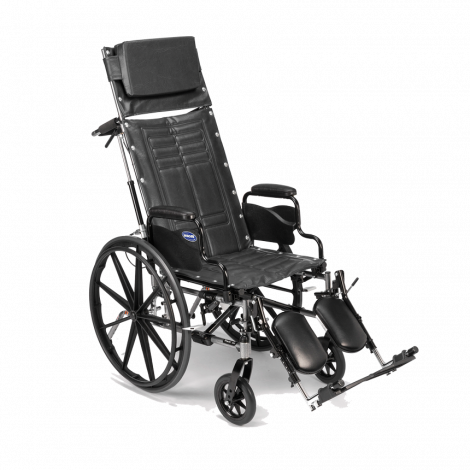 Invacare Tracer SX5 Recliner Quick-Ship Manual Wheelchair