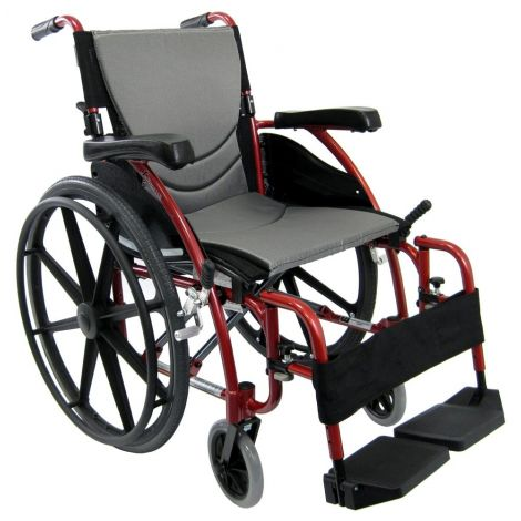 Karman Healthcare Lightweight S-Ergo 115/125 Manual Wheelchair