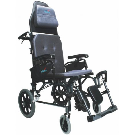 Karman Healthcare MVP-502 Ergonomic Manual Wheelchair