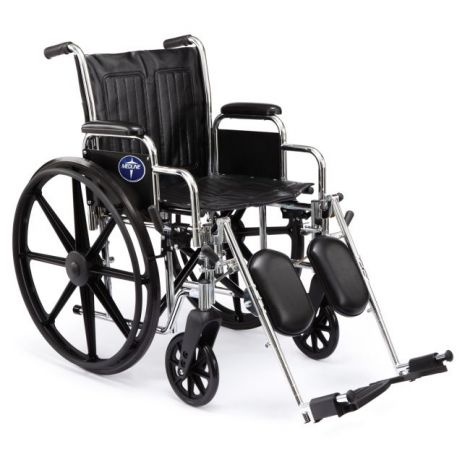 Medline Excel 2000 Manual Wheelchair