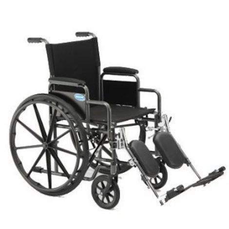 Medline Excel Standard Manual Wheelchair