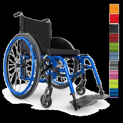 Motion Composites Helio C2 Manual Wheelchair