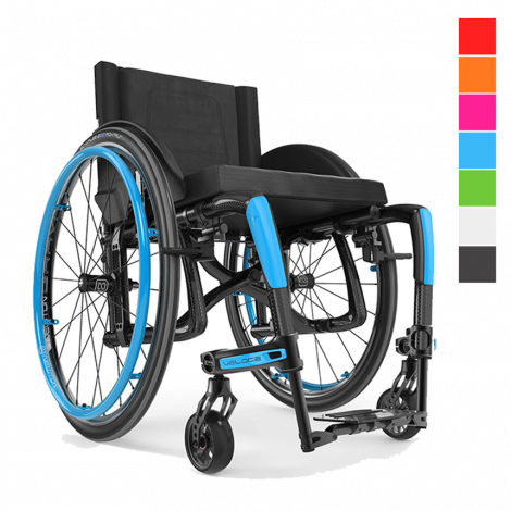 Motion Composites Veloce Manual Wheelchair