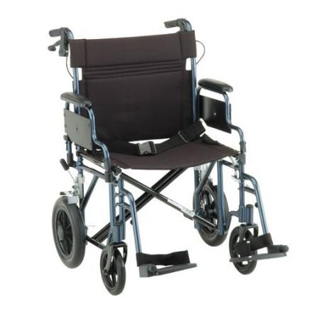 Nova Comet 332 HD w/ Removable Armrests Manual Wheelchair
