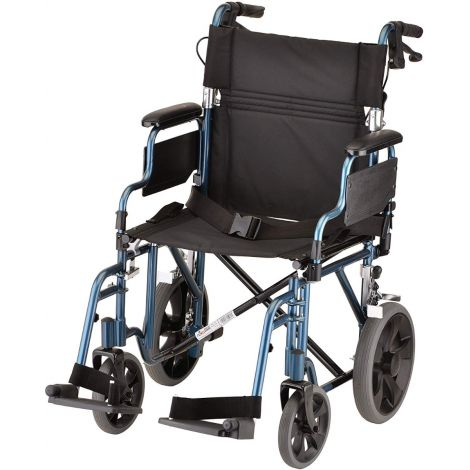 Nova Comet 352 w/ Removable Desk Arms Manual Wheelchair