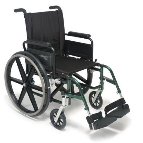 Sunrise / Quickie Breezy 600 Custom Manual Wheelchair