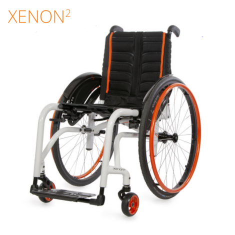 Sunrise / Quickie Quickie Xenon Manual Wheelchair