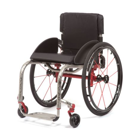 TiLite ZRa Series 2 Manual Wheelchair