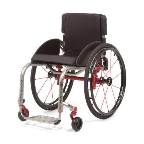 TiLite ZRa Series 2 Manual Wheelchair