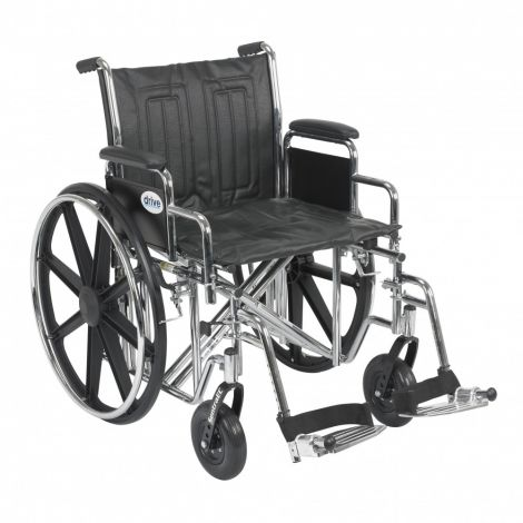 Drive Medical Sentra HD 500 Manual Wheelchair