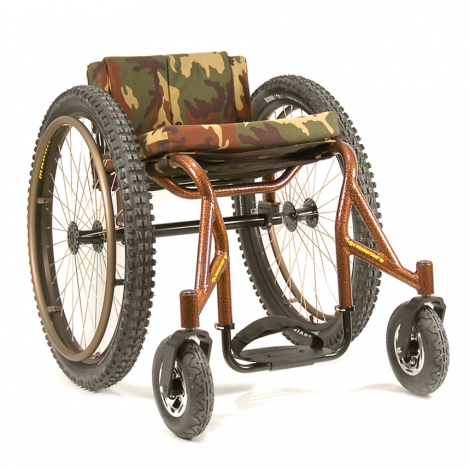 Invacare Top End Crossfire All Terrain Manual Wheelchair TE10018