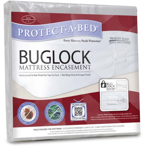 Protect-A-Bed BugLock Mattress Encasement