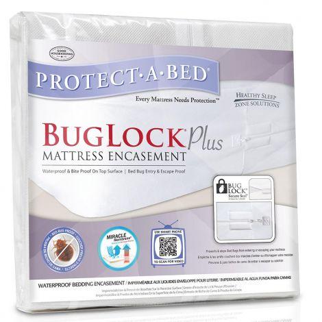 Protect-A-Bed BugLock Plus Mattress Encasement BOM3108
