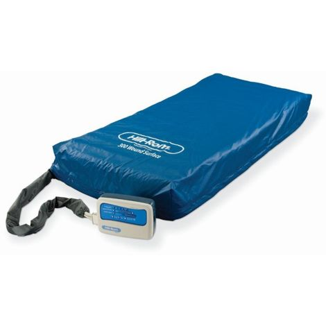 Hill-Rom 300 Wound Surface Alternating Pressure Mattress System With Low Air Loss