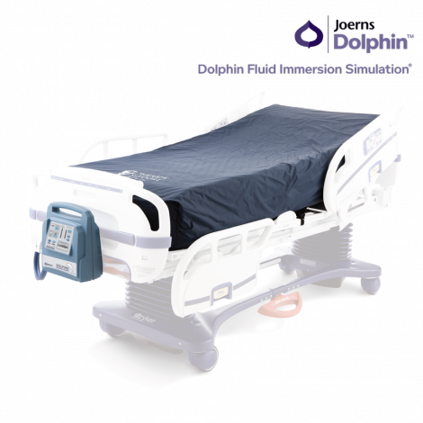 Joerns Dolphin Fluid Immersion Simulation Mattress System