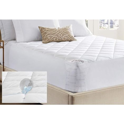 Sure Fit Durasoft Waterproof Mattress Pad 44979