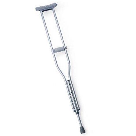 Medline Standard Aluminum Crutches