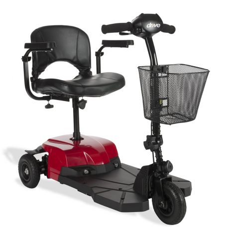 BOBCATX3 Drive Medical Bobcat X 3-Wheel Mobility Scooter