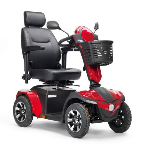 PANTHER20CS; PANTHER22CS Drive Medical Panther 4-Wheel Mobility Scooter
