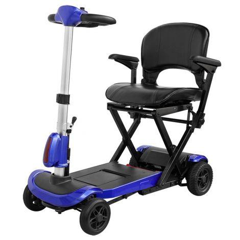 FLEX-AUTO Drive Medical ZooMe Auto-Flex 4-Wheel Mobility Scooter