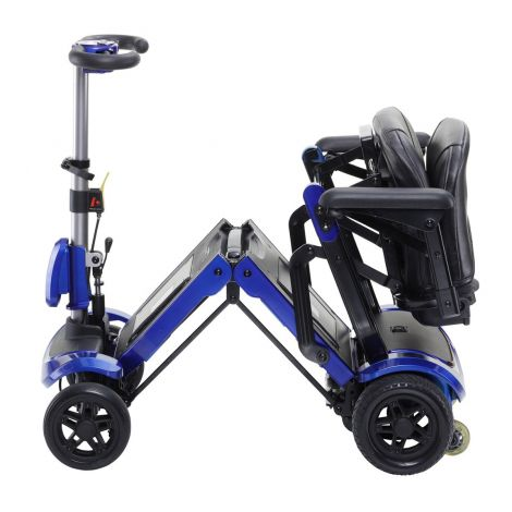 FLEX Drive Medical ZooMe Flex 4-Wheel Mobility Scooter
