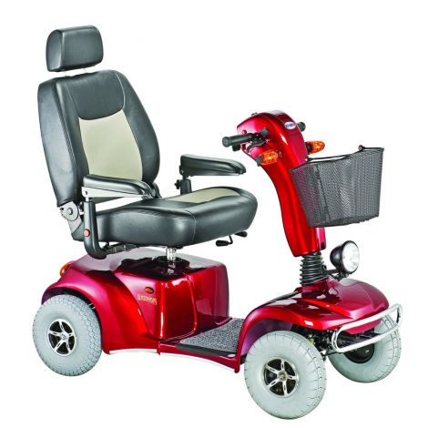 Merits Pioneer 10 S341 4-wheel Mobility Scooter