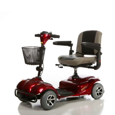 Merits Pioneer 2 S245 4-wheel Mobility Scooter