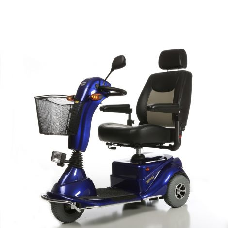 Merits Pioneer 3 S131 3-wheel Mobility Scooter