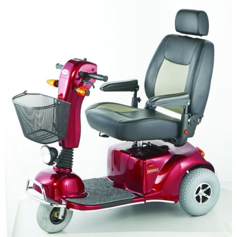 Merits Pioneer 9 S331 3-wheel Mobility Scooter
