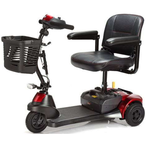 Merits Roadster Deluxe S731 3-wheel Mobility Scooter