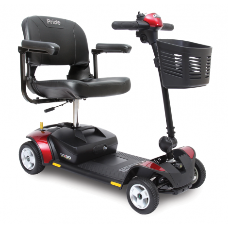 Pride Go-Go Elite Traveller® 4-Wheel Mobility Scooter