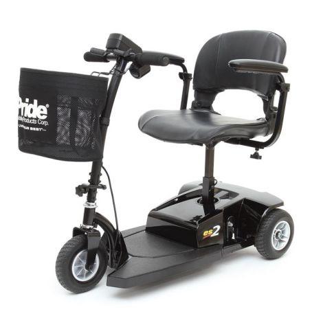 Pride Go-Go® ES-2 3-Wheel Mobility Scooter