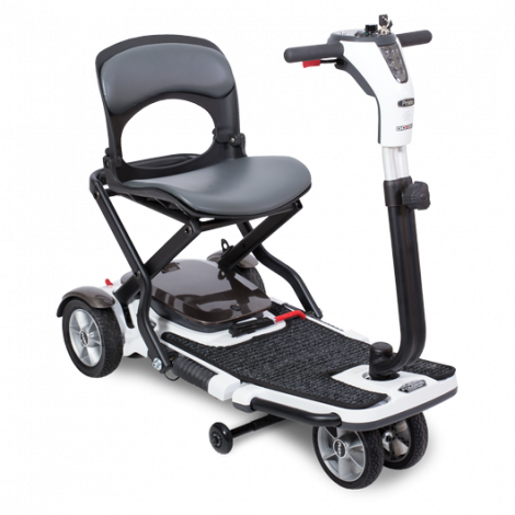 Pride Go-Go® Folding 4-Wheel Mobility Scooter