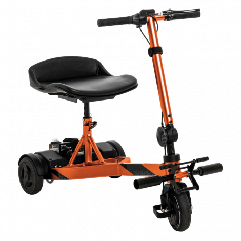 Pride iRide 3-Wheel Mobility Scooter S25