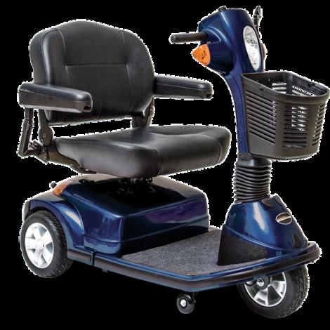SC900 Pride Maxima 3-Wheel Mobility Scooter
