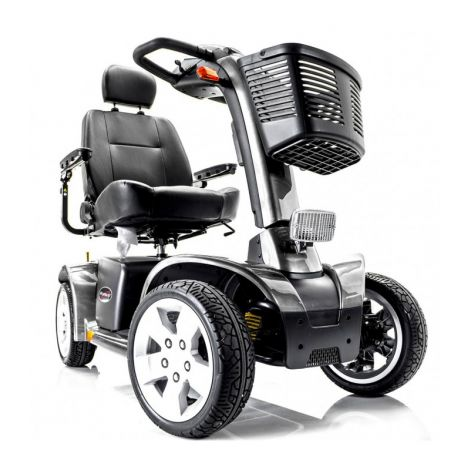 Pride Pursuit® 4-Wheel Mobility Scooter