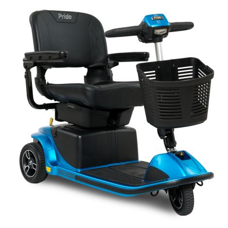 S66 Pride Revo™ 2.0 3-Wheel Mobility Scooter