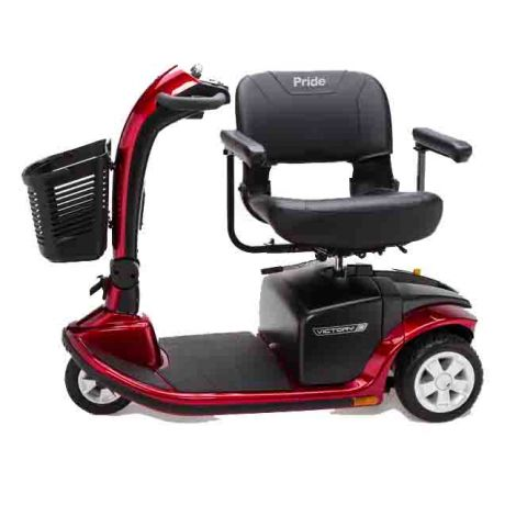 SC609 Pride Victory® 9 3-Wheel Mobility Scooter