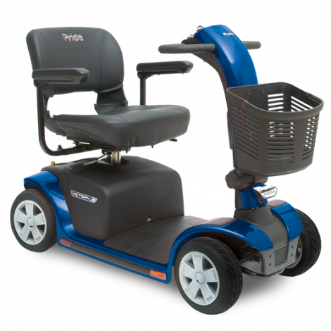 Pride Victory® 9 4-Wheel Mobility Scooter