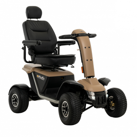 Pride Wrangler 4-Wheel Mobility Scooter MV600