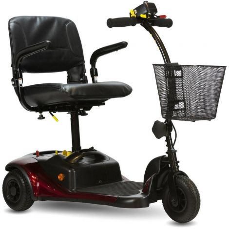 GK83 Shoprider Dasher 3 Mobility Scooter