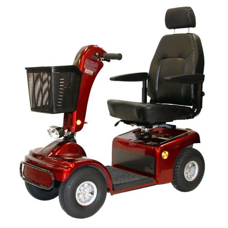 889B-4 Shoprider Sprinter XL4 Mobility Scooter