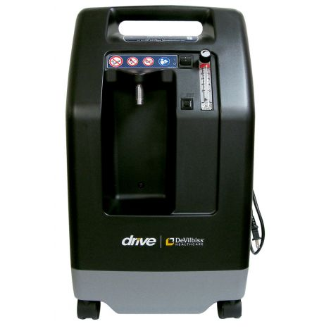 Drive Medical DeVilbiss 10L Compact 10 Liter Oxygen Concentrator 1025DS