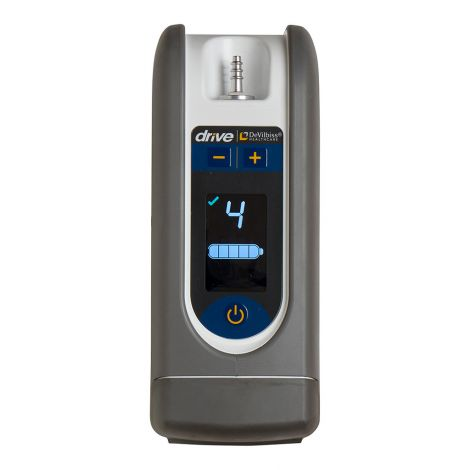 Drive Medical iGo2 Portable Oxygen Concentrator - With Extra Battery