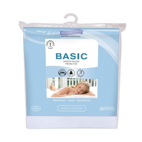 Protect-A-Bed Basic Pillow Protector BAS0166