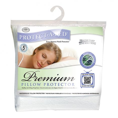 Protect-A-Bed Premium Pillow Protector P0166