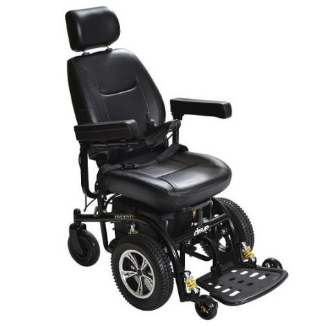 2850-18; 2850-20 Drive Medical Trident Power Wheelchair