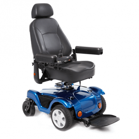 Merits Dualer P312 Power Wheelchair