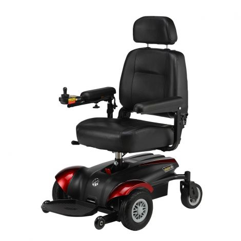 Merits Vision CF1 P322B Power Wheelchair