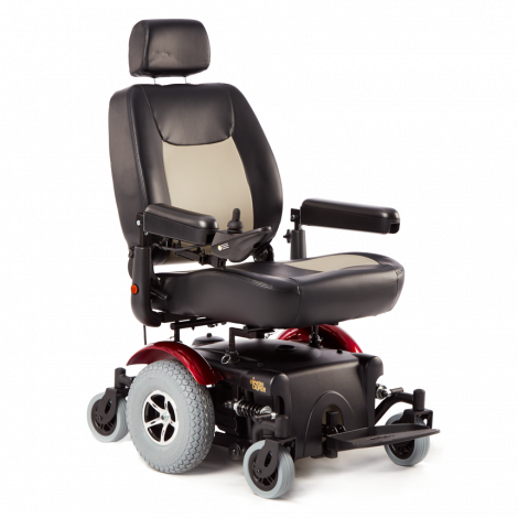 Merits Vision Super P327 Power Wheelchair